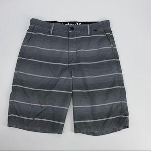 Hurley Striped Board Shorts 32